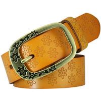 Genuine leather women belts fashion belts cintos cinturon vintage new arrival N79 exquisite design cowskin free shipping