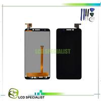 Original  LCD Display +digitizer touch Screen  For Alcatel One Touch Idol OT6030 6030D OT-6030D OT-6030X OT-6030A  Free shipping