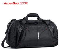 Free Shipping 2014 New Large Capacity Portable Travel Bags Men Waterproof Nylon Sports Bag Traveling Bag Short haul Luggage