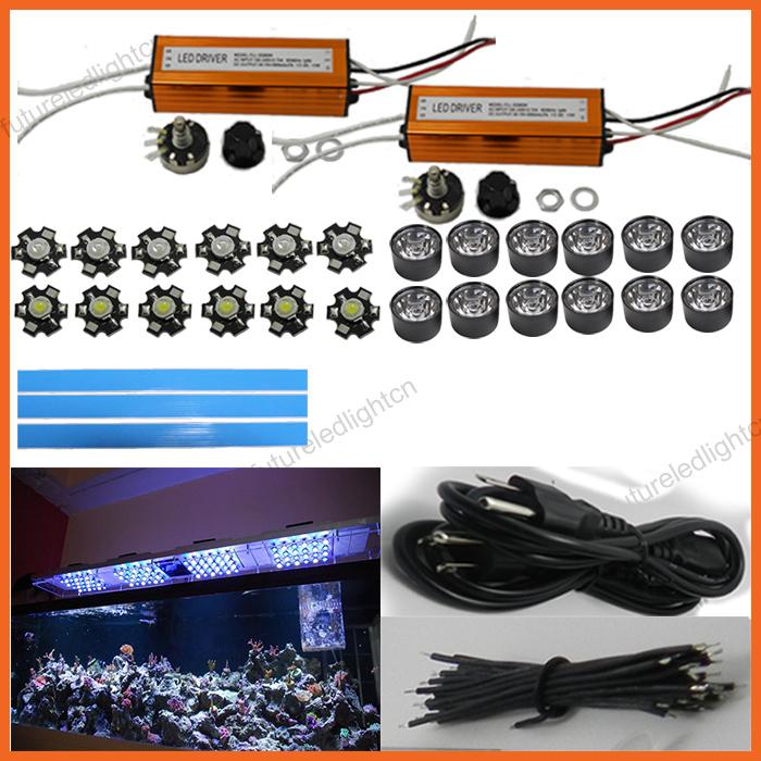 Светодиодная лампа Future LED L ight 12 x 3 36W DIY Hight , l ight lt12
