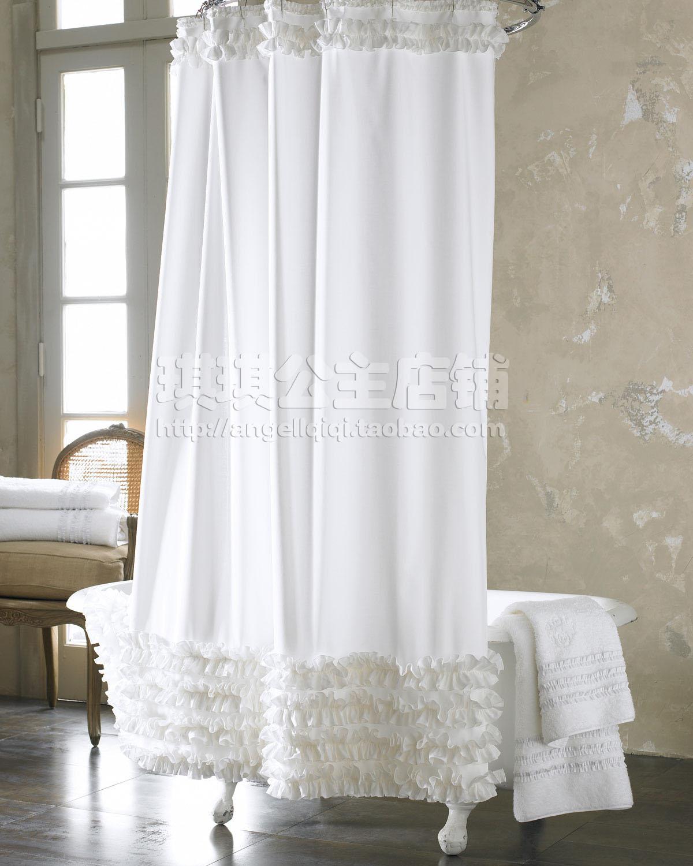 Acquista all 39 ingrosso online doccia tendaggi da grossisti doccia tendaggi - Rideaux style cottage ...