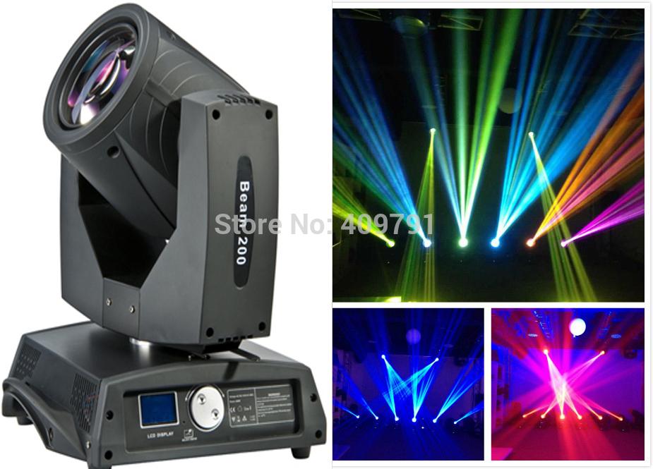 Free Shipping Hi-Quality MSD 5R zoom 200W Beam moving head light/DJ Bar Disco Club Christmas LED Stage Lights,DMX512 16/20CH(China (Mainland))