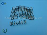 Custom small clock springs, manufacture 316 stainless steel small clock springs, 316compression springs