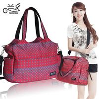 L0010 Fashion 2014 Multinational Nappy Mummy Bag Women Handbag Baby Diaper Bags Maternity Tote Organizer