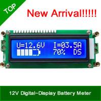 12V Lead-Acid Battery Fuel Gauge 12V Digital~Display Battery Fuel Gauge For 12V Lead-Acid Battery SLA,AGM,GEL,VRLA Battery Packs