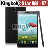 Star Ulefone U69 (U7) 7.0 Inch 1920x1200 IPS Screen Android 4.2.2 Smart Phone With MTK6592 1.6MHz Octa Core CPU 2GB RAM 16GB ROM
