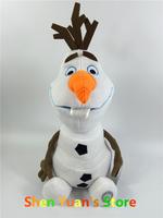 2014 Brinquedos Frozen New Arrival 30cm/11.8inch Olaf Plush Toys Dolls & Stuffed Toys Dolls & Accessories