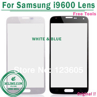 100% Original Replacement for Samsung Galaxy S5 i9600 Front Touch Screen Glass Outer Lens Free Tools white blue