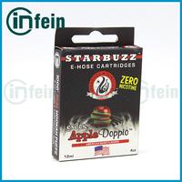 4pcs/lot ehose starbuzz e hose cartridge (4*e-hose cartridge)
