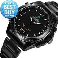 2014 WEIDE Brand New military watch Fashion Men Quartz Wristwatch men sports watches Men's Army Wristwatch 12-month Guarantee