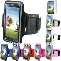 DHL Free shipping,Wholesale High Quality Universal Running Sports Armband Case For Samsung Galaxy S5 i9600,50pcs/lot