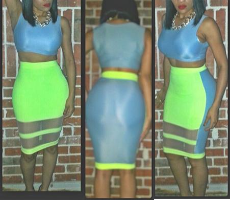 Женское платье Bandage dress 2014 2 bodycon Eveing LG022 LG022 bandage dress 2014 коктейльное платье ocs bandage dress 2015 h1150