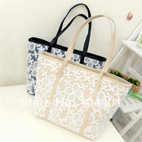 2014 Summer Women's Lace Handbag Vintage Shoulder Bags Women Messenger Bags Female Totes GA6006