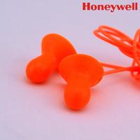 Heatshrinked qd-30 anti-noise earplugs with cable protective ear noise heatshrinked NRR26DB SNR28DB E5652