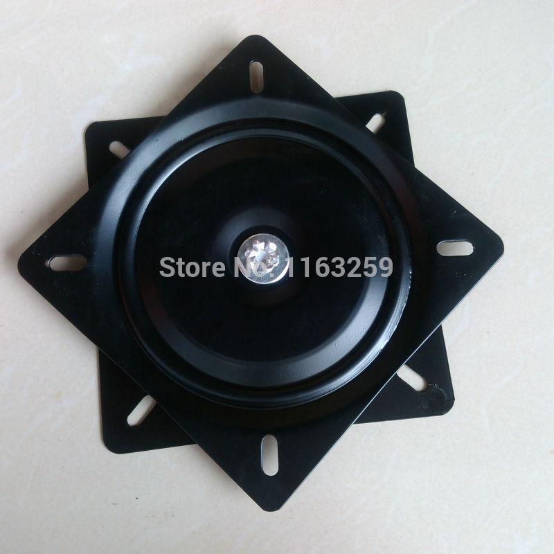 13 polegada cadeira placa giratória giratório / banqueta prato giratório / base de cadeira de escritório placa rotativa(China (Mainland))