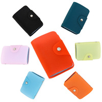 2 piece/ lot set tpu pvc 26 bit cards Jelly color the business card holder 2014 fashion credit card holder for men women