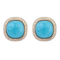 New earings cc europe and america ruili delicate temperament earrings pair charm bridal jewelery