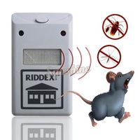 2014 New Electronic EU Plug Ultrasonic Pest Control & Rodent Repellent Anti Mosquito Insect Mouse Repeller Killer #6 SV001561