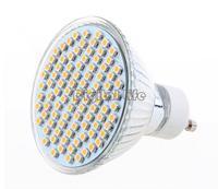 High quality 220V 6W LED GU10 93 LED 3528 SMD Home indoor led lamp Warm White /Cold White Light Bulb Lamp b10 19231