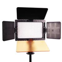 FALCON EYES DV-160V High CRI95 160 LED Video Light for Canon Nikon Sony Panasonic DV Camcorder DSLR Cameras
