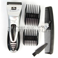 1Set Men Electric Hair Removal Hair Clipper Body Groomer Beard Trimmer Razor Shaver