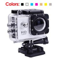 S50 Diving 30M Waterproof extreme Sport Camera Full HD 1080P Helmet Mini Camcorder DVR Action DV Car Vehicle Video Recorder