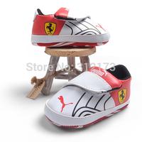 First Walkers Shoe For Baby Girl/boy  Infant Anti-Skidding Prewalker  Children Sport Shoe Soft Sole 4 Colors 1pcs Free Shipping