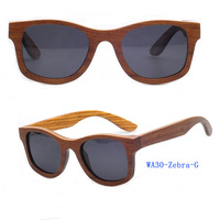 2014 New Arrive Easy Fit Wooden Sunglasses Creative Real Wood Sun Glasses Men And Women Fashion Retro Spectacles In Stock (WA40)