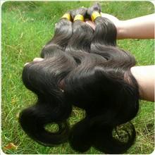 6A top quality virgin body wave bulk hair for braiding,100% brazilian virgin remy hair extension,100g/pcs 3 pcs wholesale(China (Mainland))