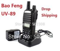 HOT  walkie talkie  UV-89 high quailty  Dual Band radio New Launch BAOFENG UV-89 Two Way Radio