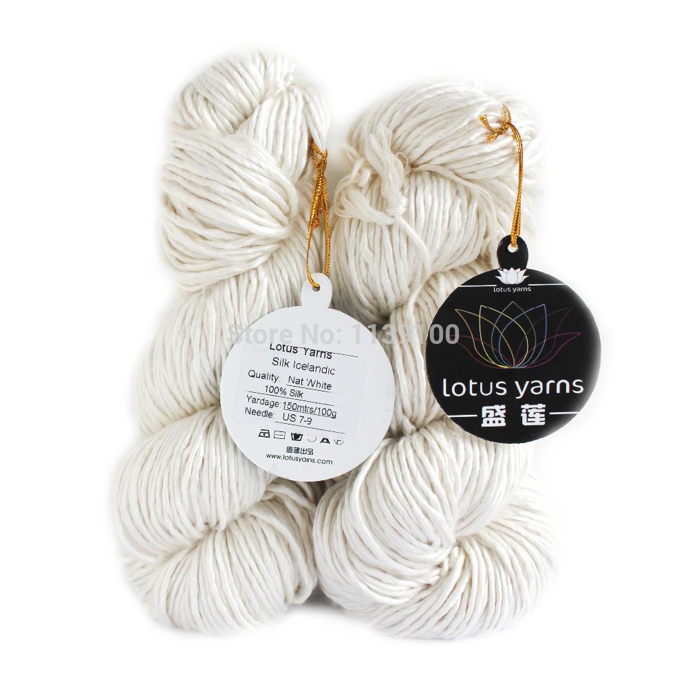 пряжа Lotus yarn 100%
