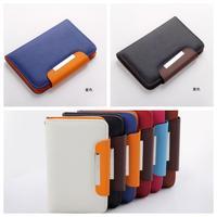 For cubot x6 JIAKE JK11 JK12 CCE Motion Plus SK504 BLU Dash 5.0 Studio 5.5 Leather Flip Wallet Case Cover FA001