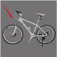 2x10-26-inch 21-speed mountain bike / aluminum bike / road bike double disc