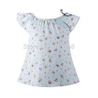 Hot Sale 2014 New Summer children dress, leopard baby girl print dress brand kids chiffon dress, designer girls' dresses, 3-10Y