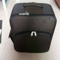 Drop Shipping 2014 fashion Backpack Bag for DJI Phantom 2 Vision+ GPS RC drone Quadcopter FPV Camera VS aluminum case