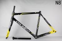 2014 Colnago C59 N-8 colnago C59 carbon frame light cyclocross frame carbon bike frames for sale BH G6 Mendiz BB68