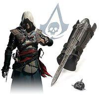 NEW NECA Assassins Creed IV  4 :  Black Flag Pirate Hidden Blade Edward Kenway Cosplay  free shipping