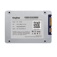 "F6 30GB KingFast 2.5"" SATA SSD 7mm Solid Disk Drives For Dell HP Lenovo ASUS Acer Thinkpad Laptop Desktop Free Shipping"