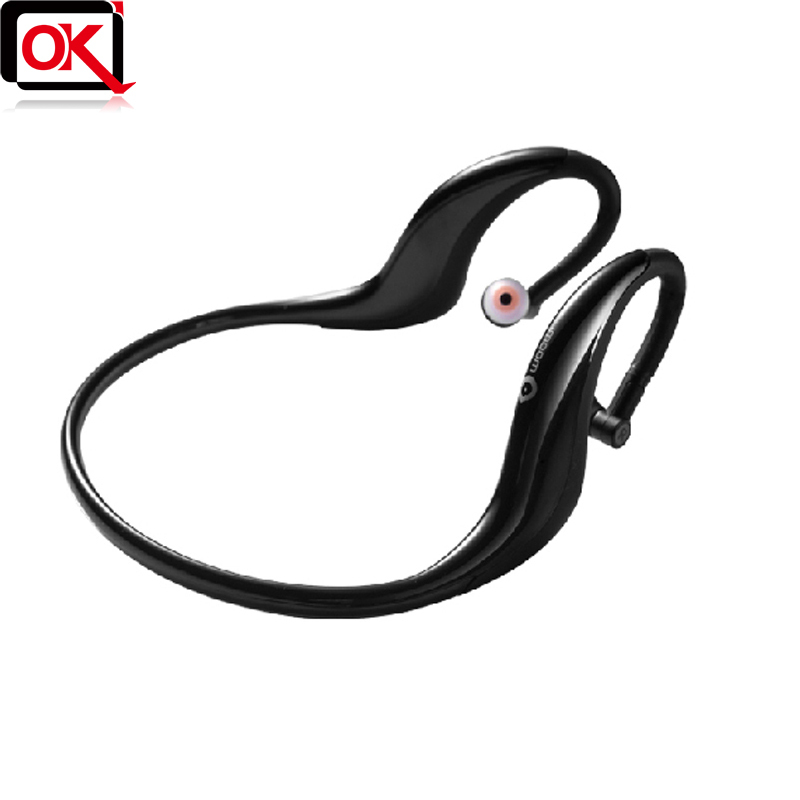 brand bluetooth earphone wireless waterproof headphones for swimming sports music headset woowi. Black Bedroom Furniture Sets. Home Design Ideas