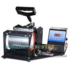 DHL free shipping mug press machine cup heat press machine mug heat transfer machine cup printer