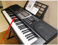 Orgatron 61 key piano key adult child professional teaching electronic keyboard hot-selling