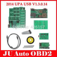 2014 Newest UPA USB Programmer V1.3.0.14 With Full Adaptors UPA USB V2014 Version Universal ECU Diagnostic Tool Free DHL Shiping