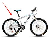 Mountain bike bicycle 26 21 mountain bike double disc shock absorption variable speed mountain bike