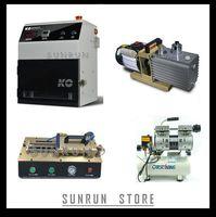 Universal OCA Film Laminator+Vacuum OCA Laminator Lamination Machine+Vacuum Pump+Air Compressor for Iphone 4 5 Sumsung S3 S4