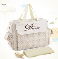 Free shipping waterproof baby diaper bags messenger bag designer nappy bags  mom bolsa maternidade Maternity mummy bag travle