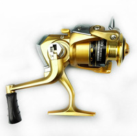 MFD1000 Gapless Metal Head 11 Axes Former Drag Spinning Fishing Reel Free Shipping
