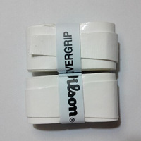 Free Shipping(60pcs/Lot)White pro tacky feel overgrip/use for tennis racket,squash Speedminton and badminton