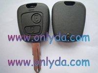 Citroen 2 button remote key
