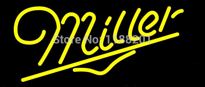 Miller Beer Neon Lighted Sign-Florida you Deserve Miller 19inch(China (Mainland))