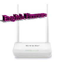 Inglês firmware sem fio Wi-Fi Router WI -FI Repetidor impulsionador Extender Início rede 802.11 b / g / n RJ45 5 Portas Tenda WI FI 300Mbps(China (Mainland))
